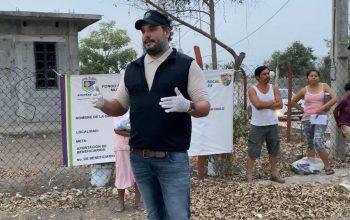 Anuncia alcalde, llegada de equipo sanitario para Ciudad Valles